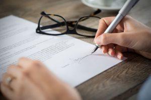 Fotografenvertrag Für Ihre Hochzeit Abschließen Rec Orders