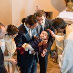 Fotos einer Taufe in Glonn bei München 10/16