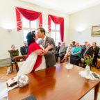 Hochzeitsfotos in Goldberg 10/18