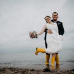 Hochzeitsfotos in Schillig, Wangerland 08/19
